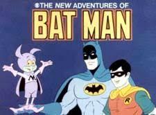 Batman, Robin & Bat-Mite