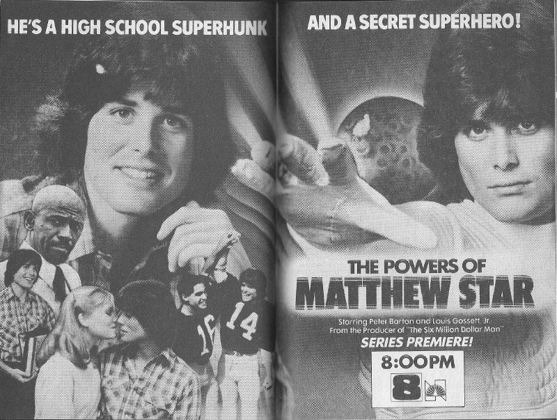 Powers of Matthew Star
