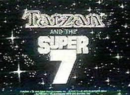 Tarzan & the Super Seven